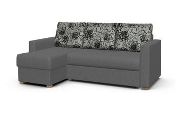 Угловой диван Виктория 2-1 comfort с ящиком 1200, Боровичи мебель