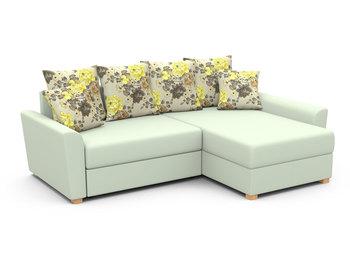 Угловой диван Виктория 2-1 comfort big  лонг 1600, Боровичи мебель