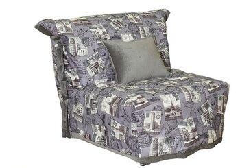 Кресло-кровать Глория-Аккордеон без боковин, Элегия, Боровичи