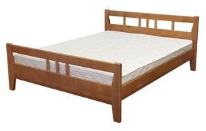 Кровати из массива от фабрики Элегия.