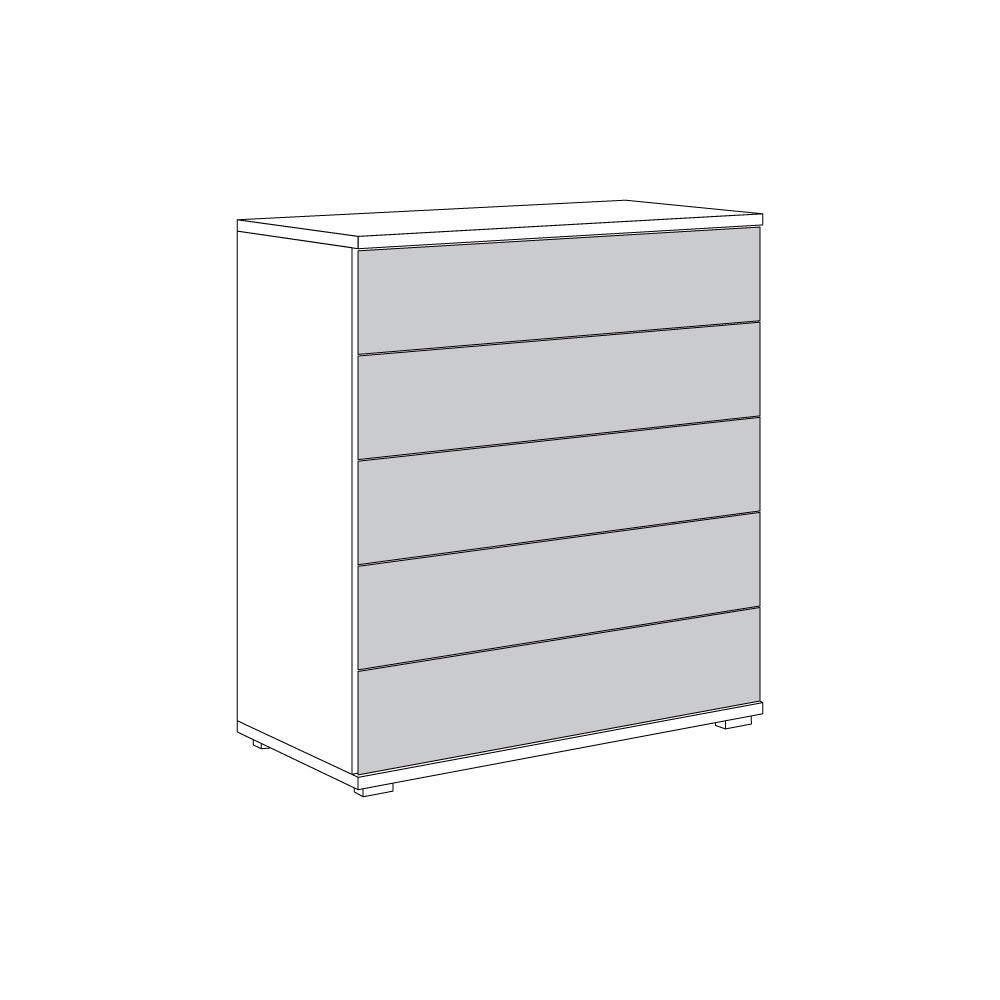Сборка комода с выдвижными ящиками: подробная инструкция с фото 11